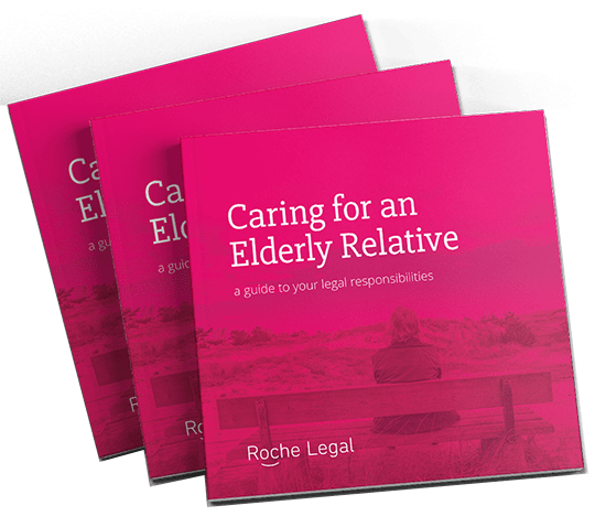 Caring for an Elderly Relative Book