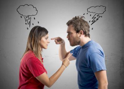 Argument between siblings