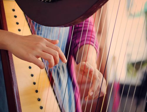 Highly Strung: A Family Dispute over a Harpist's Will
