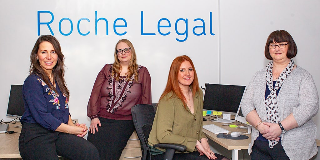roche legal team