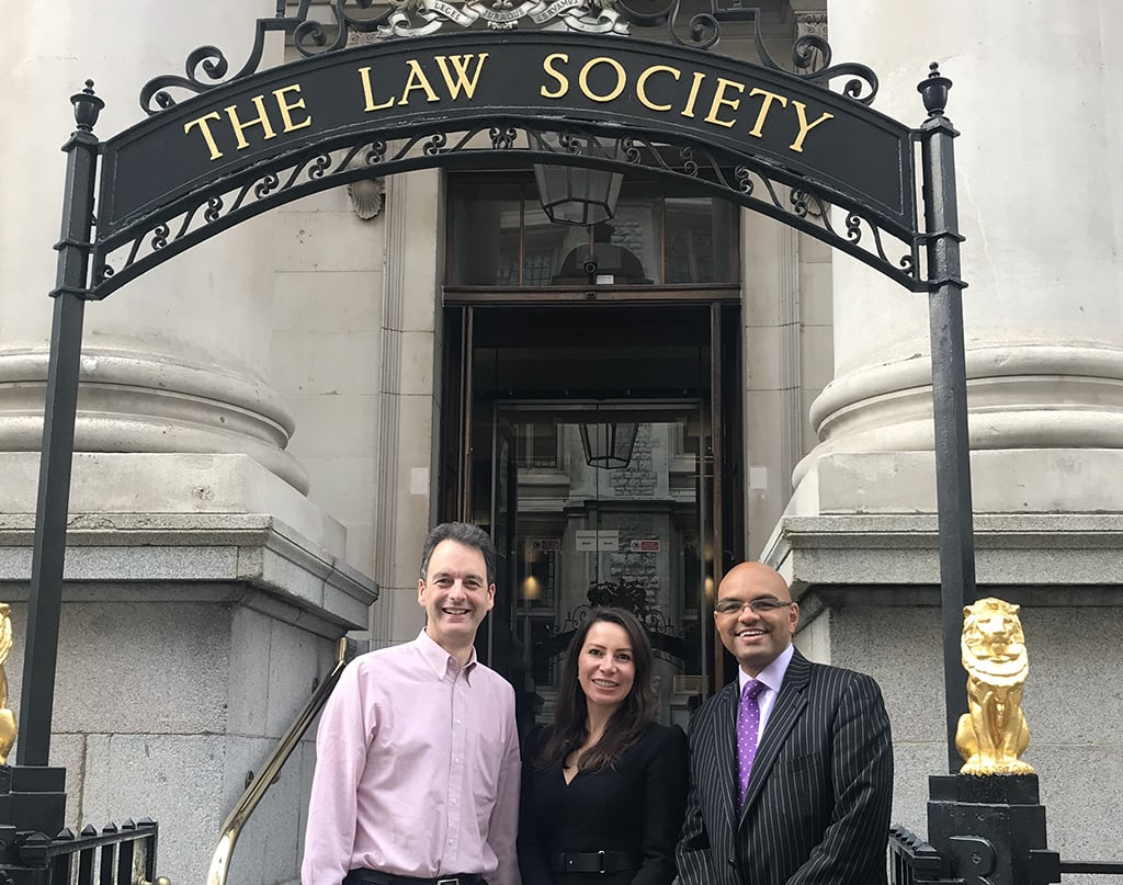 law society press release
