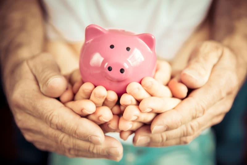 Inheritance Piggy Bank
